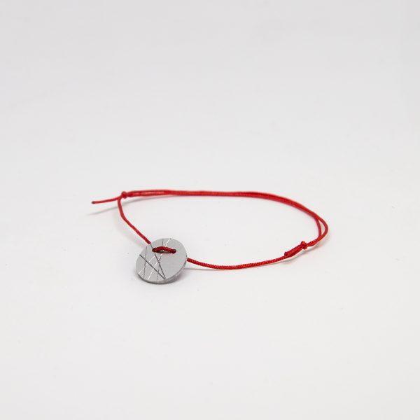 stars bracelet ezüst karkötő