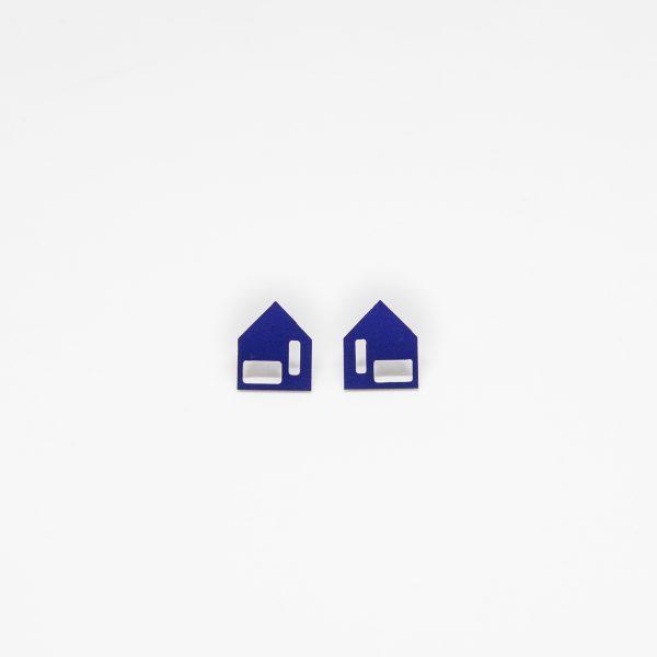 moona casa kék fülbevaló