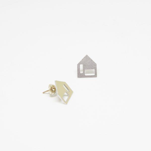 moona casa ezüst fülbevaló