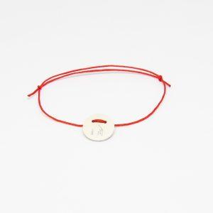 casa bracelet round pezsgő karkötő
