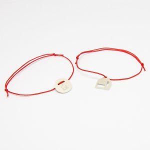 casa bracelet pezsgő karkötő