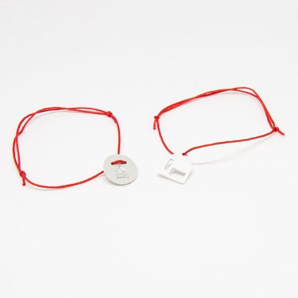 casa bracelet ezüst karkötő